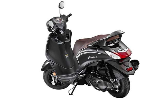 Yamaha Fascino Darknight Edition