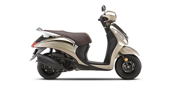 Yamaha Fascino Darknight Edition Bike On Road Price in Chennai