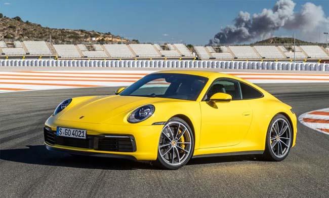 2019 Porsche 911 Price