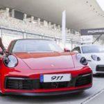 2019 Porsche 911 Launch
