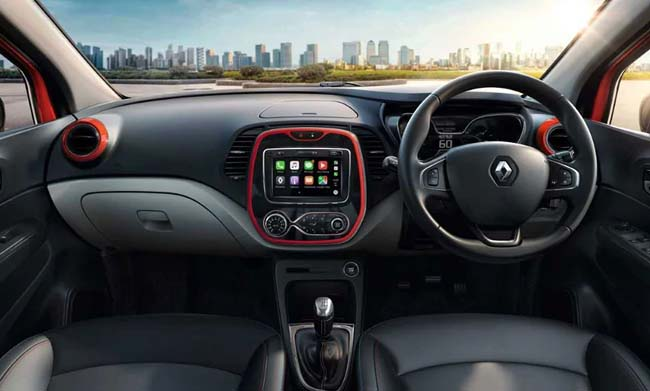 2019 Renault Captur Launched with more safety features