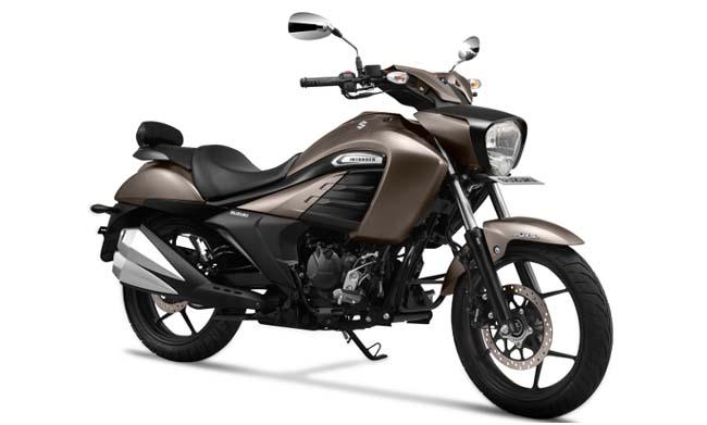 Suzuki Intruder launched in India