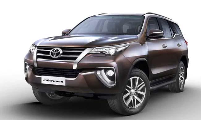 2019 Toyota Fortuner SUV