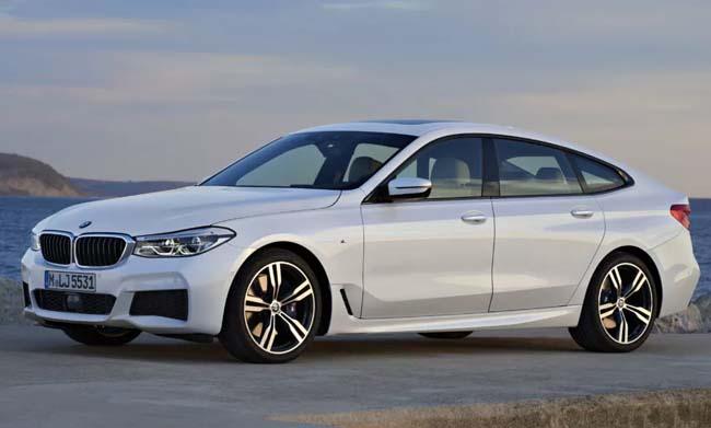 BMW 620d Gran Turismo India Launch