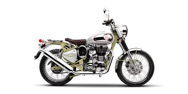 Royal Enfield Bullet Trials 500 On Road Price in Chennai
