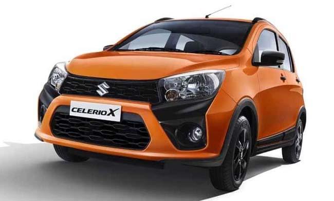 Maruti Suzuki CelerioX