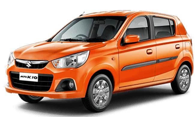 Maruti Suzuki Alto K10 updated safety features
