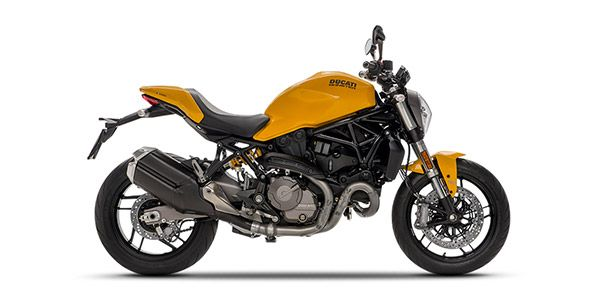 Ducati Monster 821 On Road Price in Chennai